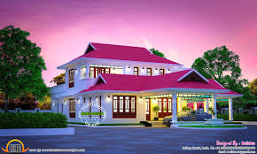 Small Picture July 2016 Kerala home design and floor plans