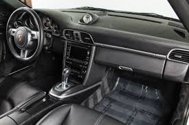 porsche 911 turbo black interior. 2010 porsche 911 turbo white wblack interior black center hub rims 34000 mile