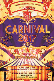 Free Carnival Poster Template Top 30 Best Carnival Flyer Templates 2017 Download Psd