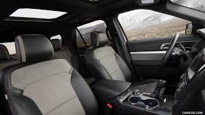 2017 ford explorer xlt sport appearance package interior 16 of 20