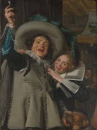 frans hals essay heilbrunn timeline of art merrymakers at shrovetide merrymakers at shrovetide middot young man and w in an inn yonker ramp and his sweetheart
