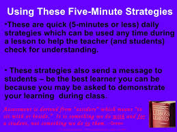 Formative Assessment In Social Studies (5)