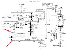 99 f 250 5 4 l vin wont start changed starter solenoid jump graphic