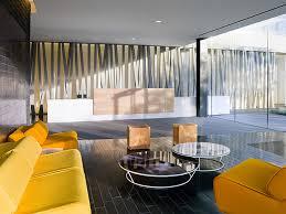 Coalesse Millbrae Lounge Seating at Custer 1st Floor Remodel