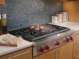 superior countertop gas stove with grill 4 wolf rangetops offering a grill are available in units that are at least 36 wide as well
