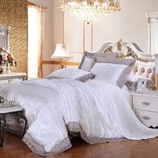 white luxury comforter sets fanciful bedding 4pcs king size orange luxurious comforters decorating ideas 28