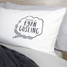 Personalised Dreaming Of Pillow Case - bedroom