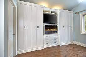 wardrobe wall bedroom built ins
