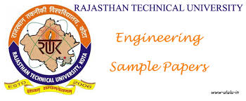 B.Tech RTU Engineering Thermodynamics Sample Papers for Mechanical ...