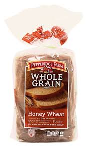 honey wheat bread brands.  Wheat Pepperidge Farm Whole Grain Honey Wheat Sliced Bread Loaf FullSize Picture On Honey Wheat Bread Brands E