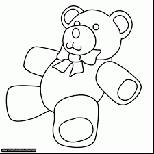 Small Picture Extraordinary teddybear with teddy bear coloring pages superb