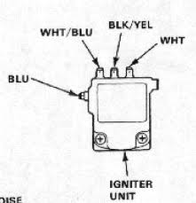 1991 honda accord distributor wiring diagram 1991 help please wiring guide for electronic ignition module install on 1991 honda accord distributor wiring diagram