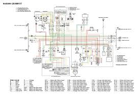 suzuki gs 250 wiring diagram general wiring diagram  at Connect Gs1150 Stator Harness To Gs1100 Wiring