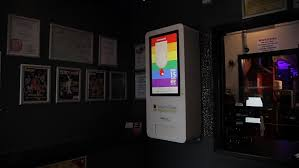 A Vending Machine Is Designed To Dispense Fascinating Gay Sauna Fights HIV With Test Vending Machine