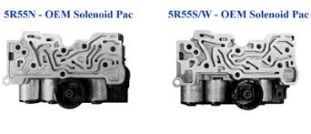 found by chance ford explorer and ford ranger forums serious sonnax remanufactured solenoid blocks