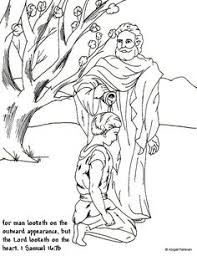 Small Picture BIBLE COLORING PAGES Samuel Listens To God Bible Journaling