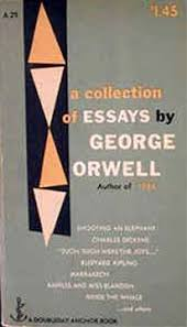 george a collection of essays by george publisher   a collection of essays by george cover page