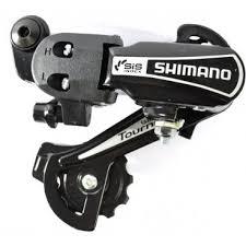 <b>Переключатель</b> велосипедный <b>задний Tourney</b>, TY21-B <b>Shimano</b> ...