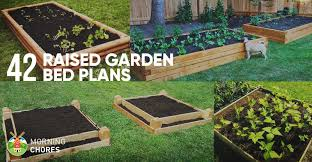 raised garden beds designs
