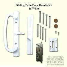 sliding door locks replacement