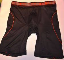 under armour 9 boxerjock. mens new under armour iso-chill mesh boxerjock 9 inch black size m b