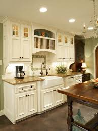 Kitchen Design : Fabulous Charming Country Kitchen Content In Cottage Mccs Design  French Photos Style Home Decor Fabric Office Decorating Ideas Inexpensive  ...
