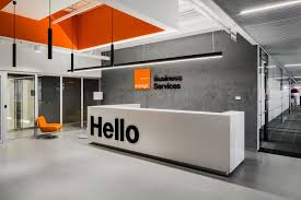 spacious insurance office design. Orange Business Service Office - Picture Gallery Spacious Insurance Design E