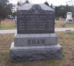 Effie J. Shaw (1860-1912) - Find A Grave Memorial