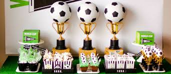 it soccer themed birthday party