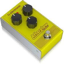 Купить TC ELECTRONIC AFTERGLOW <b>CHORUS</b> . гитарная <b>педаль</b>
