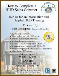 Free Home Sale Contract New FREE FRIDAY How To Complete A HUD Sales Contract Calendar