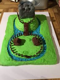 Medieval Castle Cake Designs Motte And Bailey Castle Cake Motte Bailey Castle Baileys