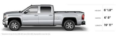 2018 GMC Sierra 1500 Pickup Truck | GM Fleet