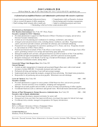 Coo Resume Template International Executive Coo Resume Example Resume Examples Award 21