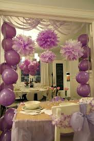 best 25 purple party decorations ideas