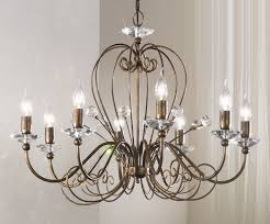 kolarz rossana crystal chandelier antique gold 0235 88 da kot free delivery