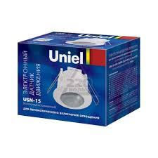 <b>Датчик движения Uniel</b> USN-15 - цена, отзывы, фото - купить в ...