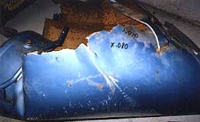 air compressor tank explosion. photo #1--click for larger image air compressor tank explosion