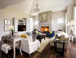 great room furniture layout. Family Room. Room Design. Great Furniture Layout And Color Palette.