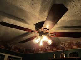 Kitchen Fan With Light Mason Jar Ceiling Fan Light Kit Oil Rubbed Bronze Farmhouse