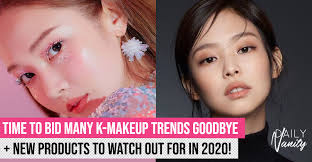 korean makeup trends 2020 base eyes