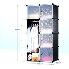 storage cubes ikea storage cubes with doors 8 cube portable closet storage organizer clothes wardrobe cabinet