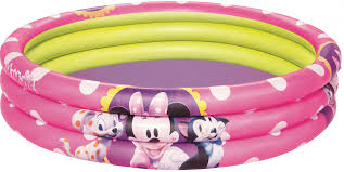 Bestway Inflatable Pool Minnie Mouse 152 X 30 Cm Pink Internet Toys