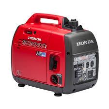 power generators. Honda EU2000i Quiet Power Generator Generators
