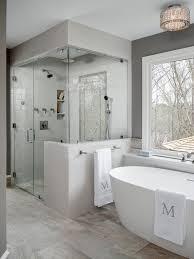 transitional bathroom ideas. Impressive 15 Best Transitional Bathroom Ideas Decoration Pictures Houzz For Gray Tile Floor Attractive H