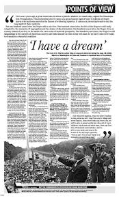 have a dream speech date in auckland martin luther king i have a dream speech 28