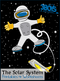 Solar System for Kids: Printables and Worksheets – 3 Boys and a Dog