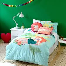 little mermaid bed set large size of blankets mermaid bedding set toddler with little mermaid crib