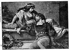 "romeo and juliet loved each other to death "" you knew what i meant romeo juliet death"