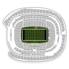 Bank Stadium Seating Chart Minnesota Vikings Mercedes Benz